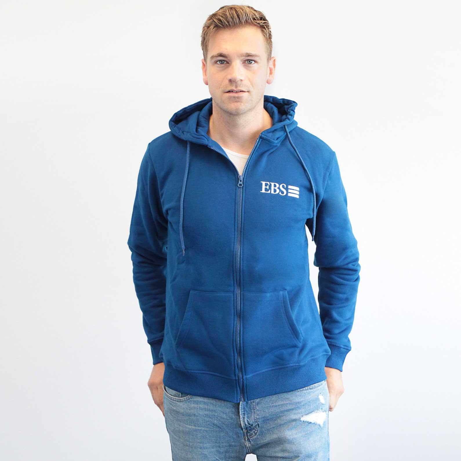 Hooded sweat jackets Men